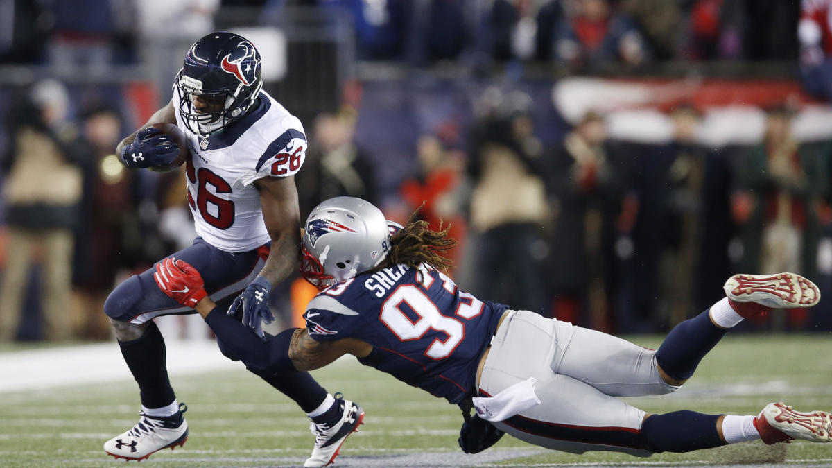 Fantasy Football: Is Lamar Miller more than an insurance signing for the Patriots?