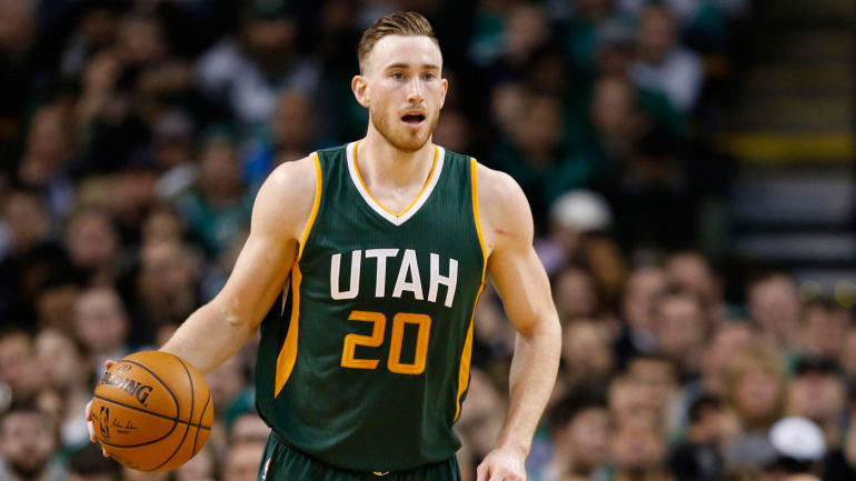 2c0f5503c Report  Heat get first meeting with Gordon Hayward as he tests free agency  market - CBSSports.com