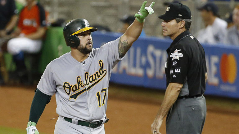 Yonder Alonso's Miami homecoming at the 2017 MLB All-Star ...