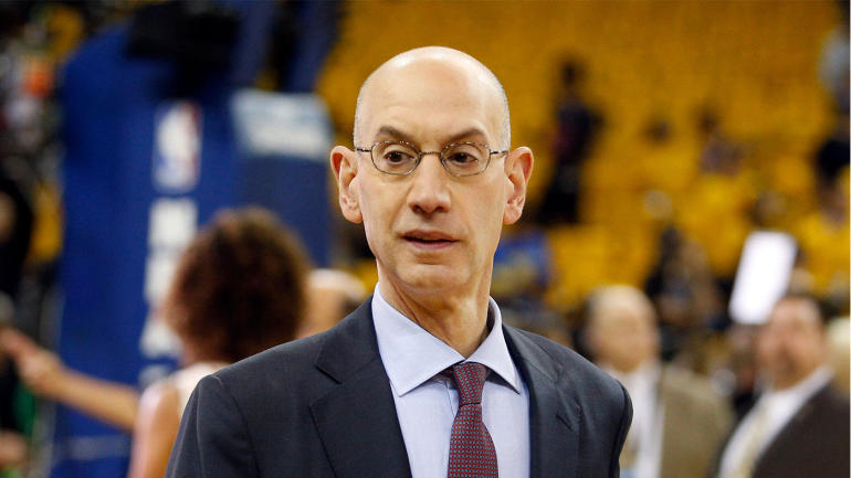 Adam Silver: Changing NBA playoff structure