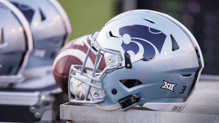 Kansas State wide receiver Hunter Rison suspended following arrest on domestic battery charge