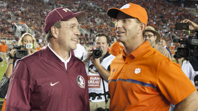 College football conference power rankings and big games that will affect them