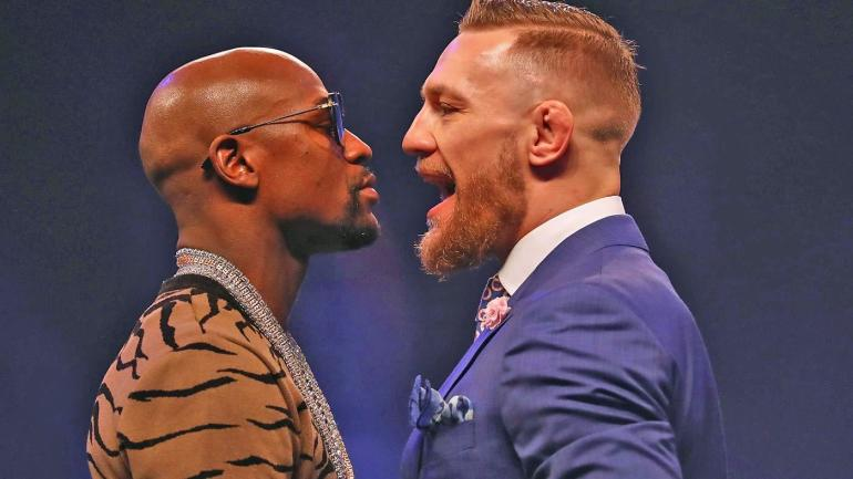 You can make MLB cross-sport prop bets on the Mayweather-McGregor fight