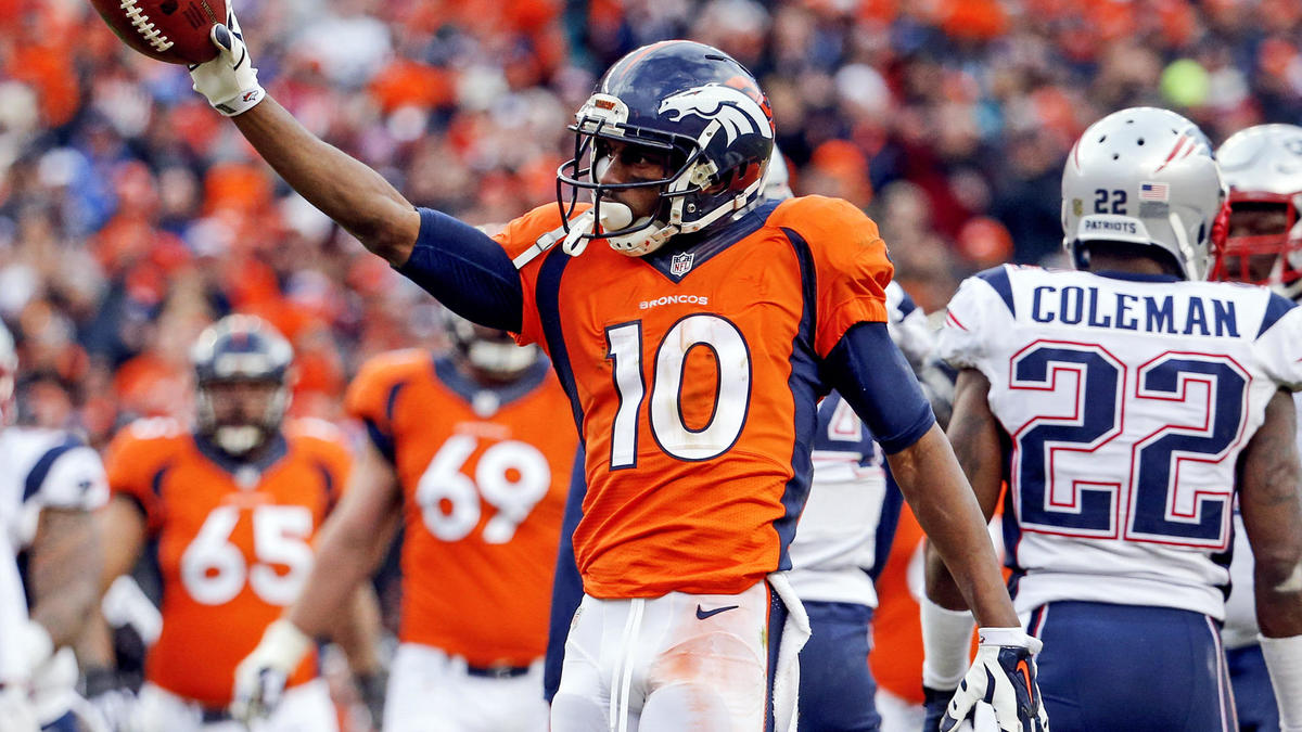 Broncos reportedly to listen to Emmanuel Sanders trade calls, receiver open to deal