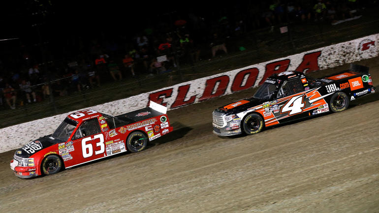 Camping World Truck Series Eldora Tv Schedule