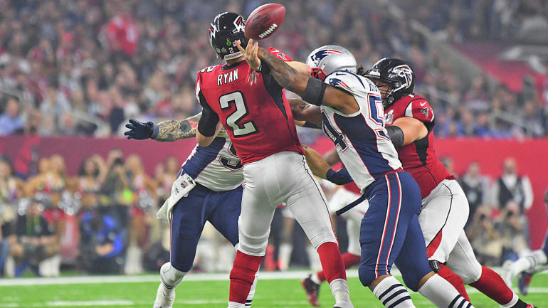 1aba44e0148 Patriots  Dont a Hightower reportedly saw Dr. James Andrews about knee  issues - CBSSports.com