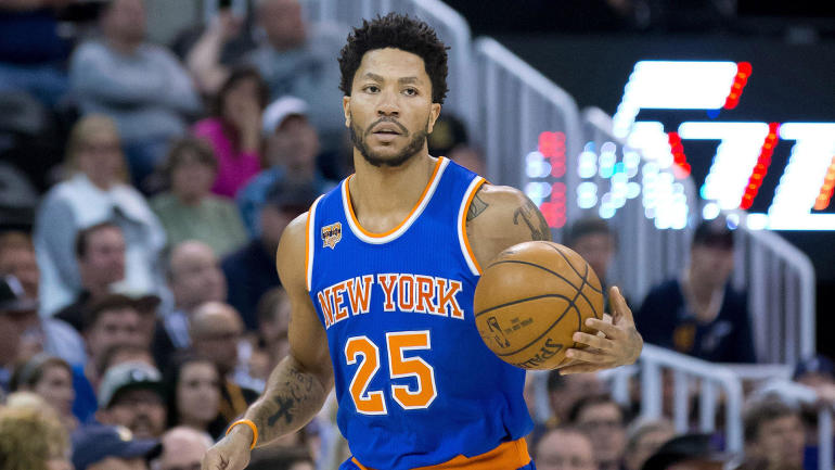 bc1d3be290dc Report  Derrick Rose chose Cavs because of potential to start after Kyrie  Irving trade request - CBSSports.com