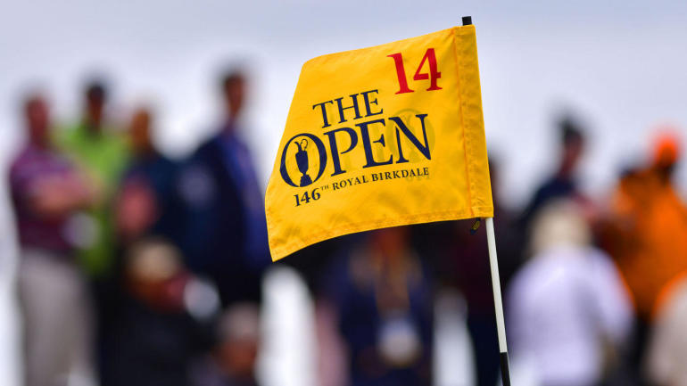 2017 british open leaderboard breakdown  scores  round 2