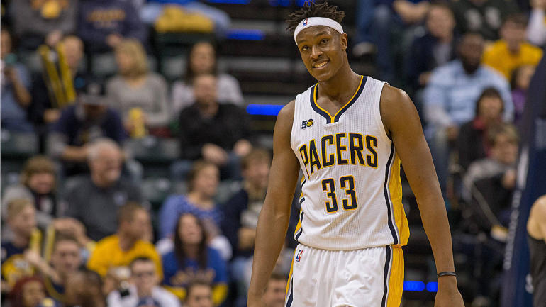 Image result for myles turner pacers