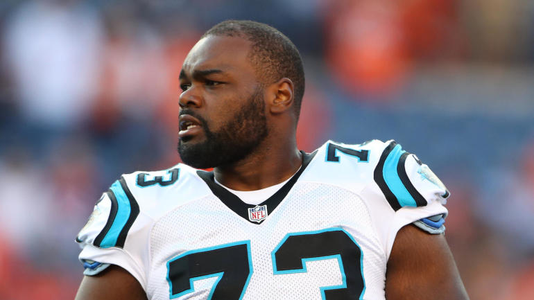 Michael-oher-uber-driver-lawsuit-bit-attacked-911-call
