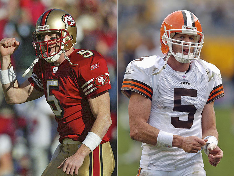 Browns starting QBs since 1999  Before   after photos of QB misery ... 9feb0d23a