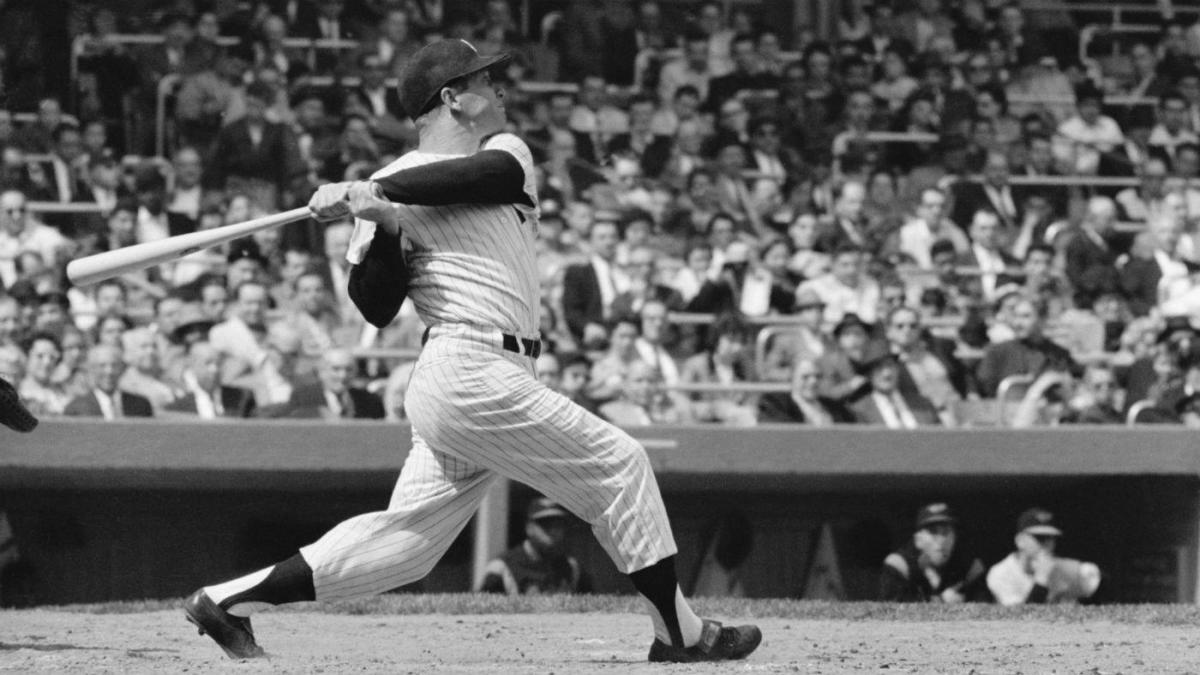 A Mickey Mantle Baseball Card Sold For 28 Million