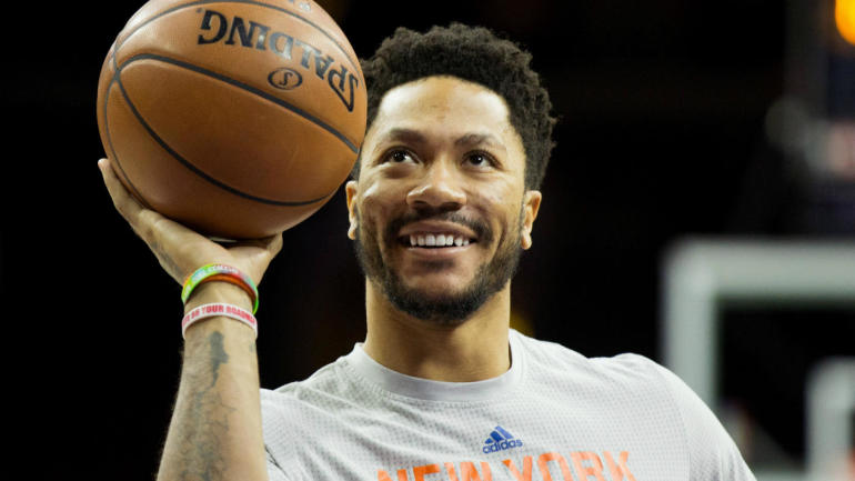 c61805ca39a NBA Free Agency  Derrick Rose reportedly agrees to one-year deal with the  Cavaliers - CBSSports.com