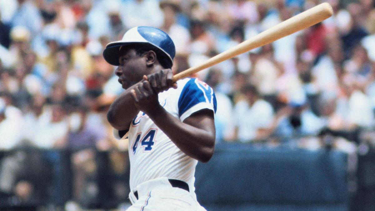 reputable site e68f6 c278c LOOK: The Braves' throwback uniforms for Hank Aaron Heritage ...
