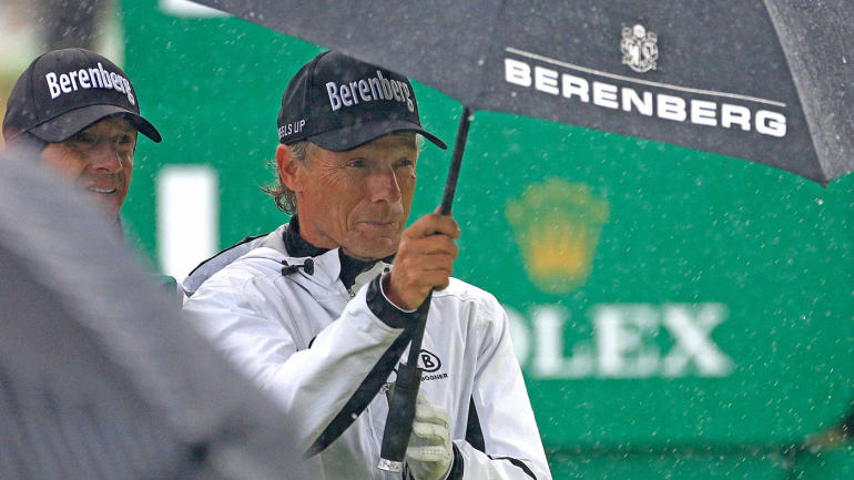 savage senior british open weather leads to astounding