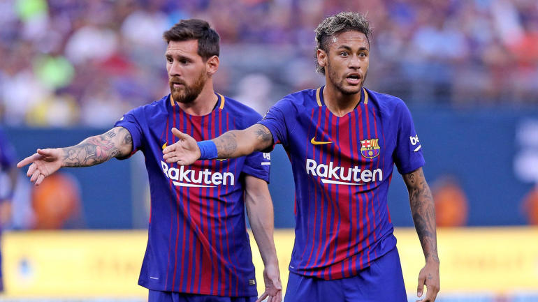 LOOK: Messi, Suarez and Neymar get back together in Barcelona to troll the internet