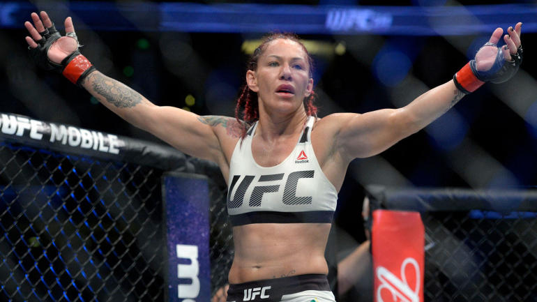 UFC 214 results: Cris 'Cyborg' Justino earns title with ...