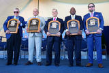 Five inducted into the Hall of Fame