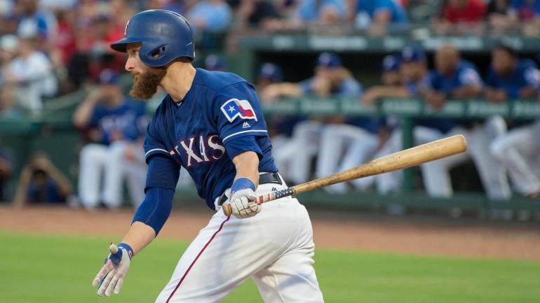 MLB Trades: Rangers deal catcher Jonathan Lucroy to ...