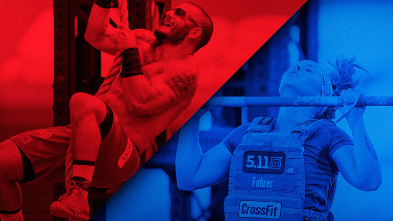 how to register for the crossfit open