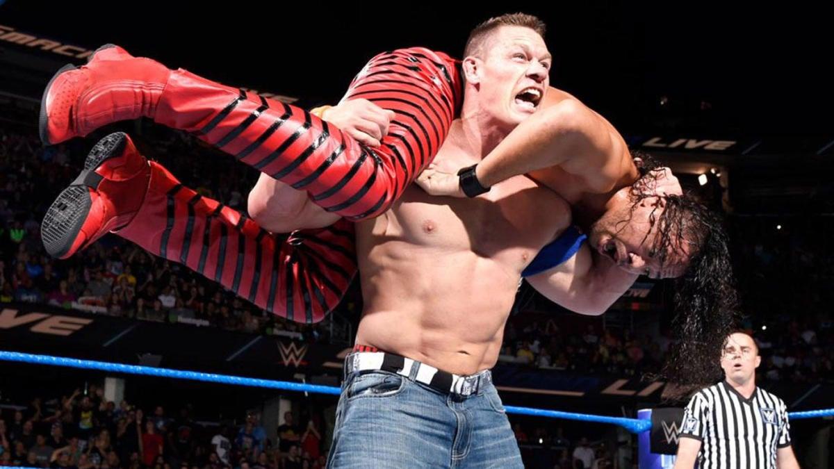 WWE has stopped emphasizing finishing maneuvers, and it's