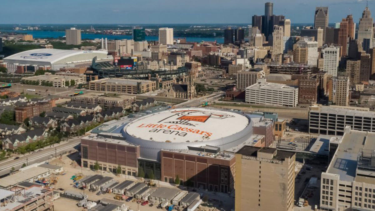 NBA approves Pistons' move to downtown Detroit from The ...