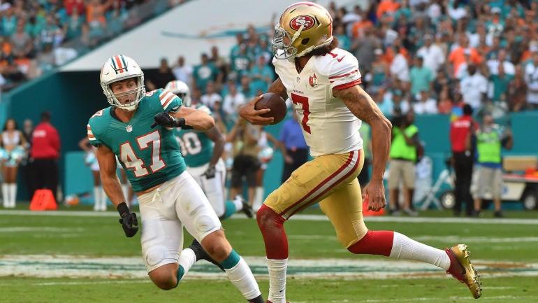 Why Jay Cutler makes more sense than Colin Kaepernick if Dolphins need a QB  - CBSSports.com 6a619b15b
