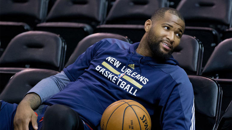 DeMarcus Cousins excited for first game in Sacramento since trade: