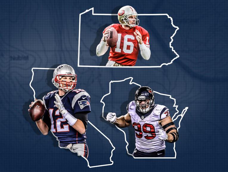 7ee4b1456 Who is the best NFL player from your state  - CBSSports.com