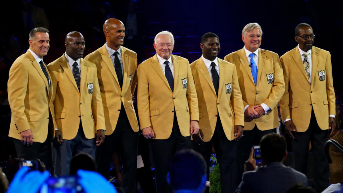 new style b86c3 2419b 2017 Pro Football Hall of Fame: Inductees, TV channel, live ...