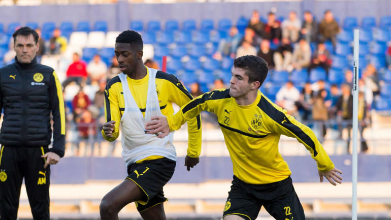 barcelona reportedly closing in on young borussia dortmund star
