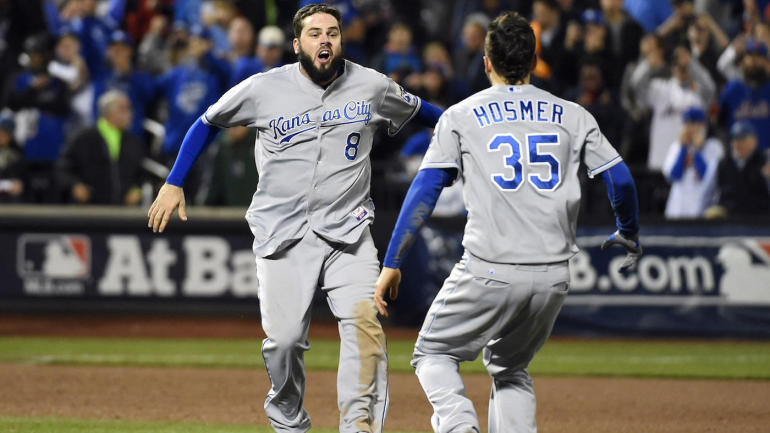 End of an era? Royals send off core players to standing ovation in season finale