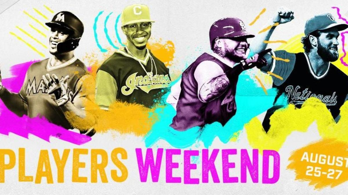 the best attitude 65cfc 3d07f The best nicknames for each team on MLB Players Weekend ...