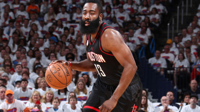 00460b9878b Rockets  James Harden responds to Kevin McHale s recent criticism   He s a  clown  - CBSSports.com