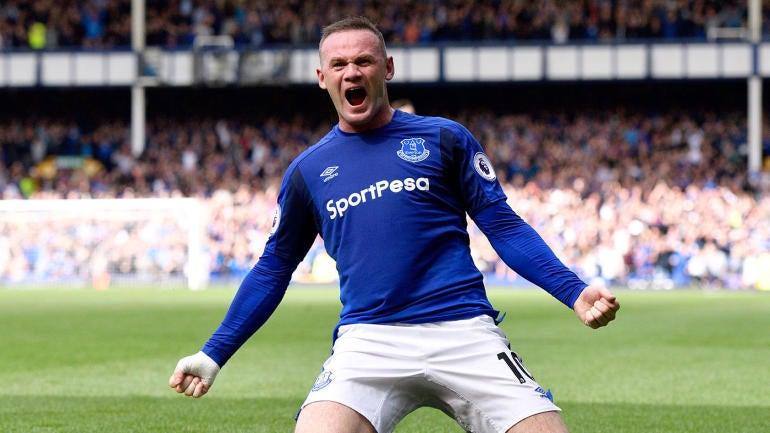 Premier League 2017: Wayne Rooney scores goal in first ...