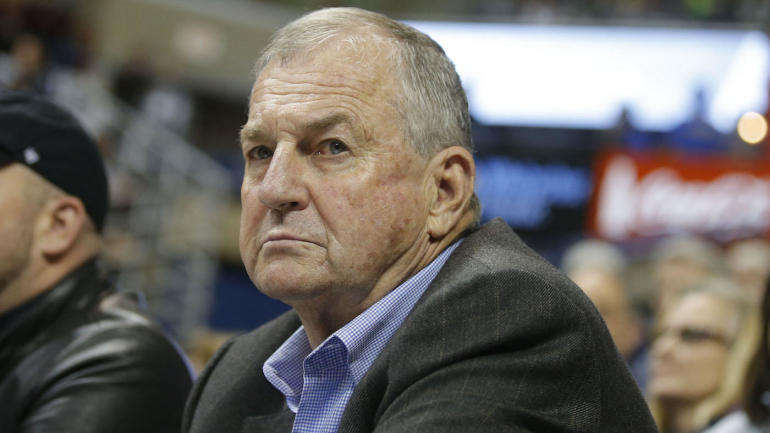 Former UConn coach Jim Calhoun accused of sex discrimination in lawsuit against University of Saint Joseph