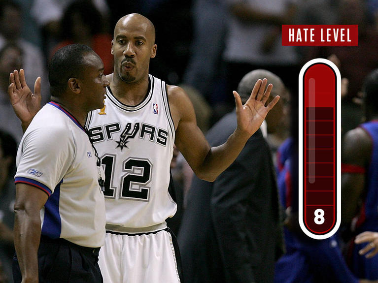 Every NBA team's all-time most hated player - CBSSports.com