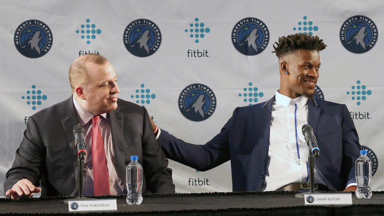 how jimmy butler can get wolves back to playoffs why