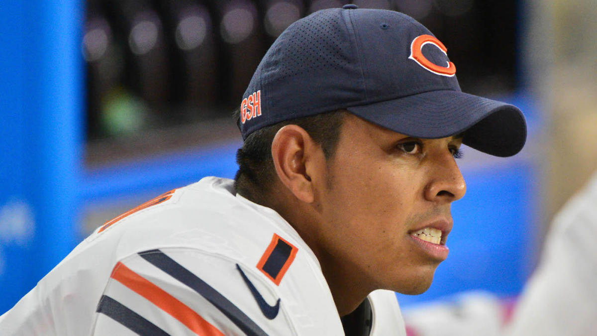 1b470e30 Roberto Aguayo's first kick with Bears a disastrous, knuckleball ...