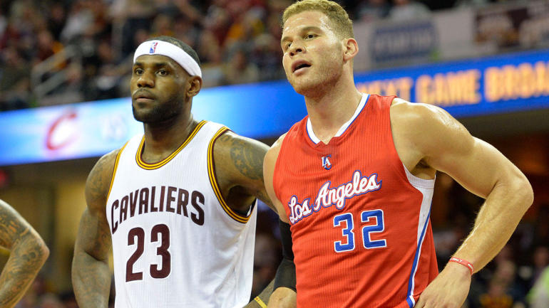 Blake Griffin: 'Something is brewing' with LeBron, but New York more likely than L.A.