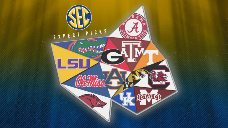 2017 SEC expert picks: Overrated, underrated, predicted order of finish
