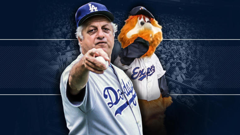 That time Tommy Lasorda got the Expos mascot tossed out of a 22-inning, 1-0 game