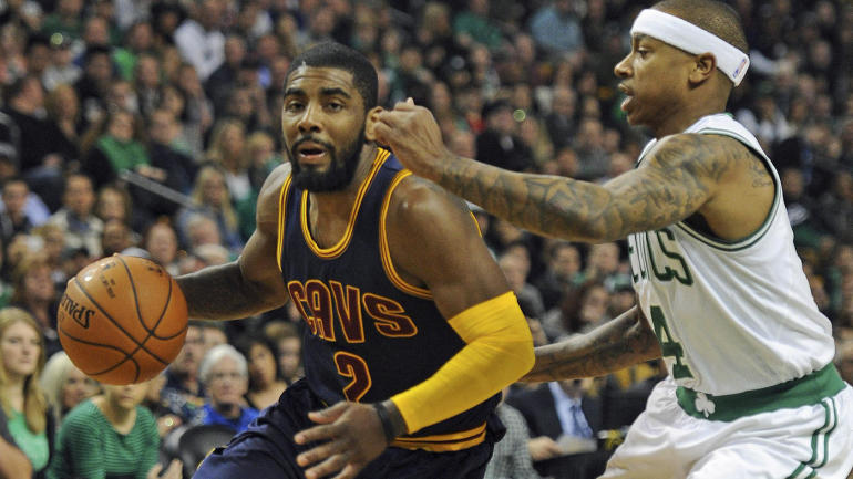 Grade the Trade: Cavs make out like bandits in Kyrie Irving-Isaiah Thomas deal