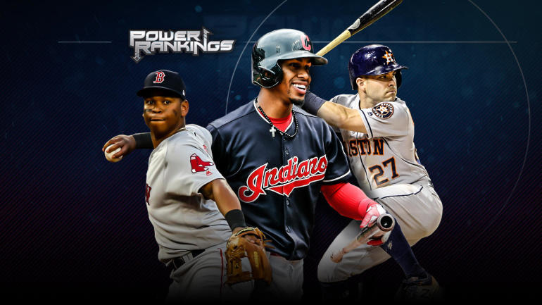 MLB Power Rankings: Sizing up the American League playoff contenders