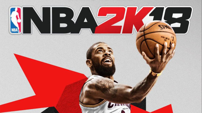 LOOK: 'NBA 2K18' probably needs to change its cover after the Kyrie Irving trade