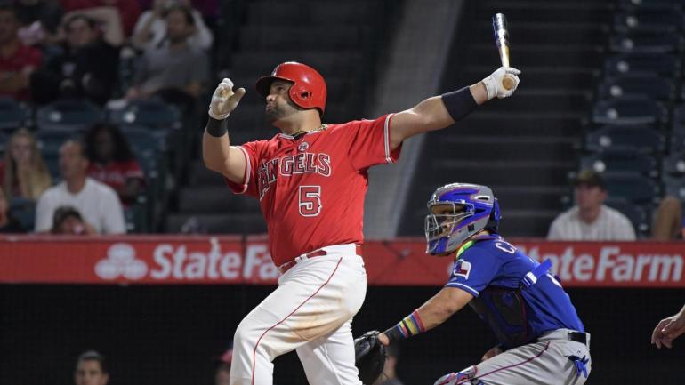 Angels' Albert Pujols becomes all-time home run leader among foreign born players