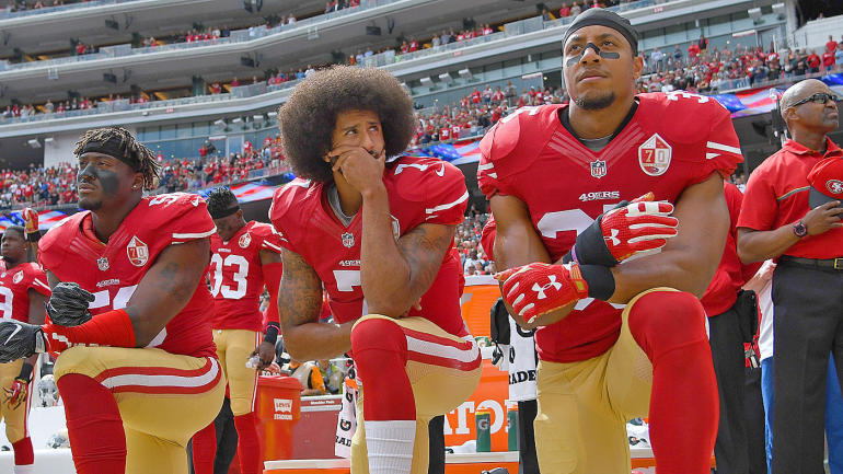 Naacp Asks For Meeting With Goodell Over Colin Kaepernick