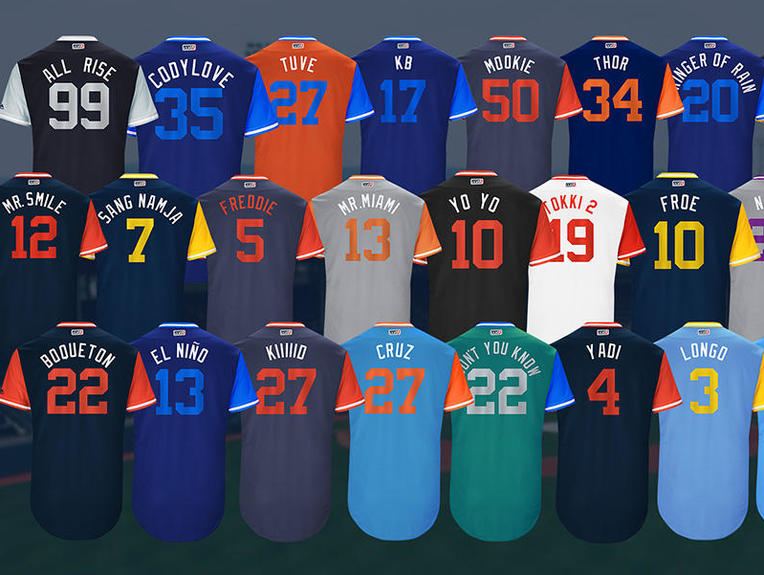 Image result for players weekend mlb