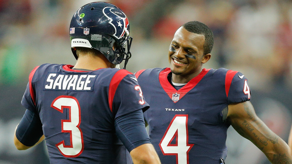 Tom Savage on Deshaun Watson: 'There's things he can do that I can ...