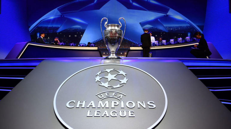 Champions League Semifinal Draw Results Power Rankings For Final